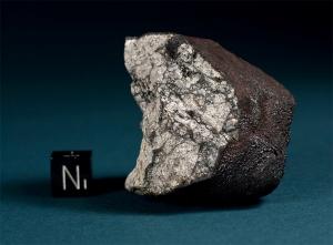 Der Tscheljabinsk LL% Meteorit. (Svend Buhl / Meteorite Recon)